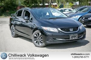 2013 Honda Civic EX 4 Door