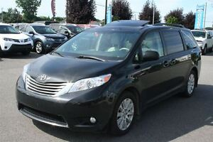 2014 Toyota Sienna XLE AWD 7 Passagers **CUIR/TOIT**