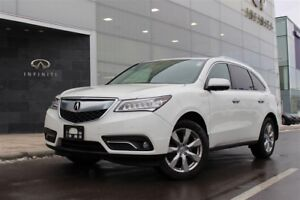 2015 Acura MDX Elite Package Elite Package|DVD|ACC