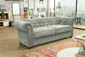 🌚BRAND NEW CHESTERFIELD IMPERIAL 3+2 SOFA SET NOW IN STOCK🌚