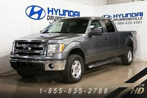 2013 Ford F-150 XLT + 5.0 l 4X4 + MAGS + SUPERCREW + WOW!!