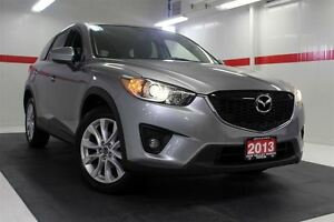 2013 Mazda CX-5 GT AWD LEATHER SUNROOF BACKUP CAMERA