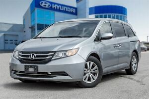 2016 Honda Odyssey EX, power doors, alloy wheels