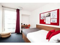 STUDENT ROOMS TO RENT IN LONDON. CLASSIC STUDIO WITH PRIVATE ROOM, WARDROBE AND STUDY SPACE