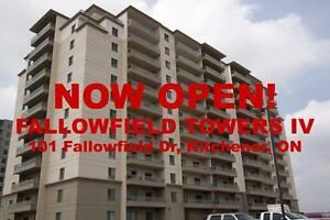 Fallowfield Towers IV - The Pine Apartment for Rent Kitchener / Waterloo Kitchener Area image 1