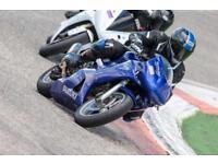Suzuki SV 650S K2 2002 Blue Motorbike Motorcycle 645cc.
