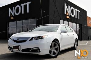2012 Acura TL Technology Package, Nav, Backup Cam