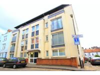 Ground floor one bedroom flat with secure allocated parking space with electric entrance gates.