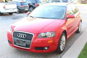2008 Audi A3 2.0T Sportback /PANORAMIC SUNROOF /CERTIFIED
