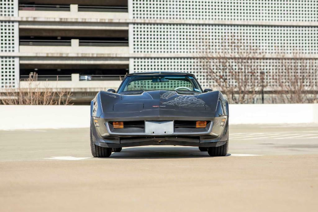 1981 Gray Chevrolet Corvette   | C3 Corvette Photo 2
