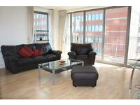 2 bedroom flat in Horizon Building, Hertsmere Road, Canary Wharf E14