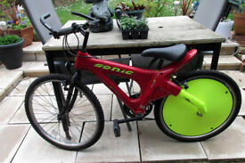 DiamondBack Sonic Mountain / Trial Bike 33CM Seat Tube. LOCAL DELIVERY AVAILABLE