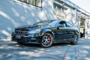2015 Mercedes-Benz C-Class C63 AMG 507 Edition!! Only 20000kms!!