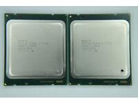 Matched Pair 2x Intel Xeon E5-2630 (6 Cores, 2.30GHz, 15MB) SR0KV CPU Processor
