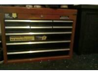 Halfords 9draw tool box