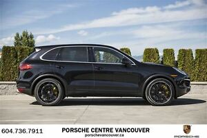 2013 Porsche Cayenne Turbo w/ Tip Porsche Approved Certified.