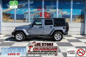 2013 Jeep WRANGLER UNLIMITED Sahara, All The Right-Equiptment! M