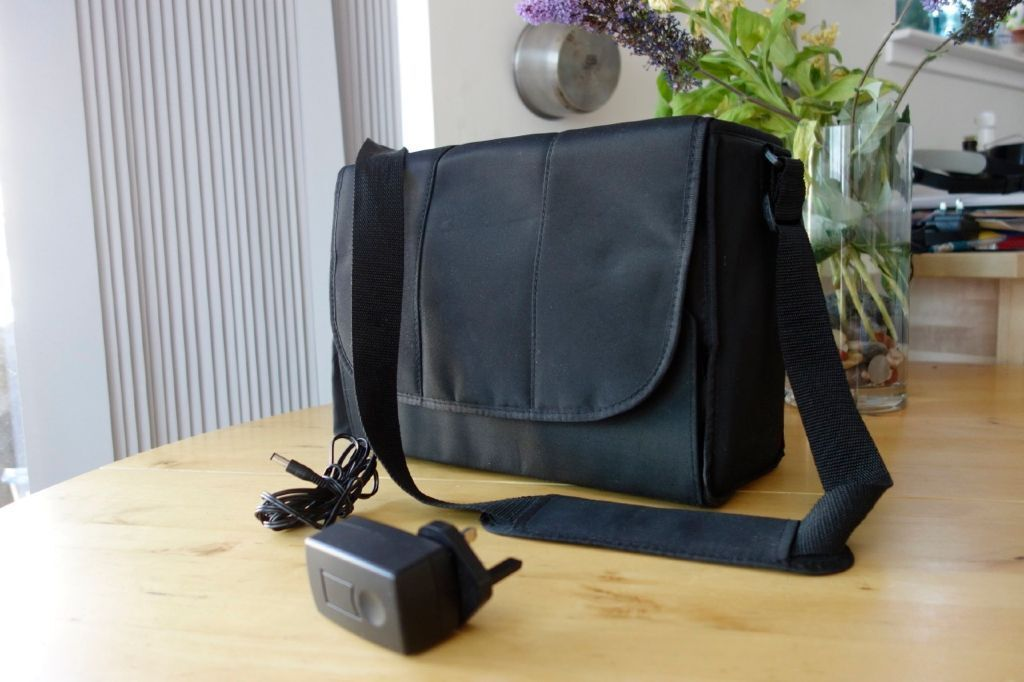 Medela Pump In Style With On The Go Tote Bag Price Lowered