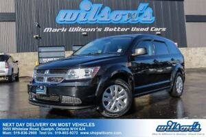 2014 Dodge Journey SE ONE OWNER! TOUCH SCREEN! CRUISE CONTROL! P