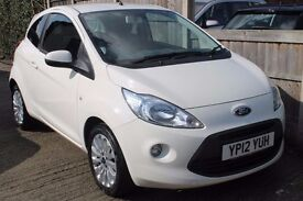 Ford KA 2012 16233 miles HPI Clear full service history Absolute bargin £30 Tax ! former owner