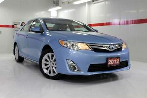 2012 Toyota CAMRY HYBRID XLE NAVIGATION MOONROOF BACKUP CAMERA