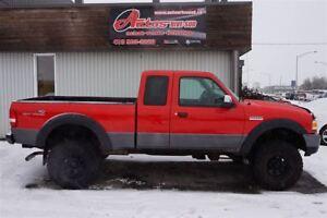 2007 Ford Ranger FX4 4X4 *BEAU LOOK* FULL ÉQUIPÉ 138 900KM