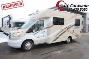 2018 Thor Motor Coach compass 23TR 2018 1 extensions B+ ! Ford T