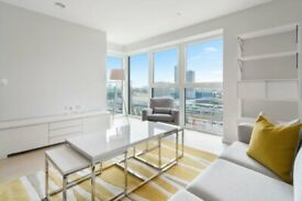 luxury one bedroom apartment within Cassia Point; part of the Glasshouse Gardens £415PW - SA