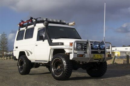 Wanted: WANTED:  Toyota Landcruiser 75 Series Diesel UTE or Troopy