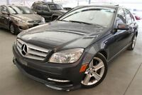 2011 Mercedes-Benz C-Class C300 4D Sedan 4MATIC