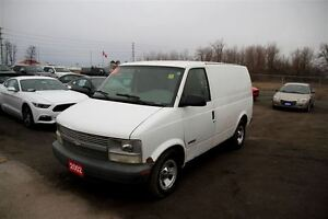 2002 Chevrolet ASTRO CARGO *SPRING SPECIAL!** JUST ARRIVED! FINI