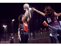 Fun netball training in Shoreditch Hoxton Haggerston