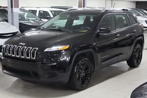 2014 Jeep Cherokee SPORT PLUS 4X4 *SIEGES+VOLLANT CHAUFFANT/CAME