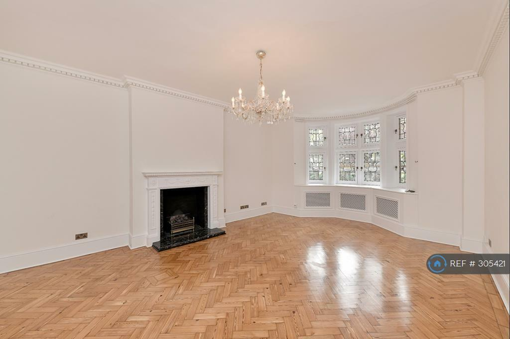 5 bedroom flat in Hyde Park Gate, London,