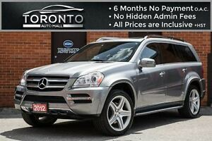 2012 Mercedes-Benz GL-Class GL350 BLUETEC+AMG PKG+DVD ENTERTAINM