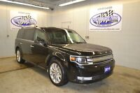 2014 Ford Flex Limited-***LOADED/AWD/NAV/LEATHER***