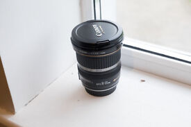 Canon EF-S 10-22mm (Wide Angle) Lens - PERFECT CONDITION