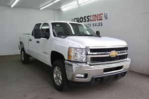 2014 Chevrolet SILVERADO 3500HD DIESEL | LOW KM | HD | EASY FINA