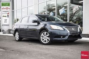 2013 Nissan Sentra SV *AUTO, LEATHER & MORE!*