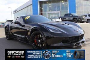 2016 Chevrolet Corvette Z06 2LZ| Comp H/C Seat| Nav w/ PDR| Carb