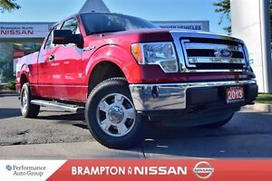 2013 Ford F-150 XLT Extended Cab *Microsoft Sync,Power Package,4