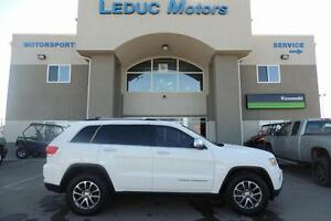 2014 Jeep Grand Cherokee Limited LEATHER 4x4