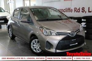 2015 Toyota Yaris LE HATCHBACK POWER WINDOWS & CRUISE CONTROL