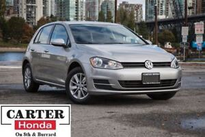 2015 Volkswagen Golf 1.8 TSI Trendline + BLUETOOTH + ALLOYS!