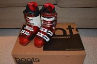 Ski Boots Youth Size 1