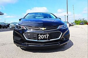 2017 Chevrolet Cruze LT Manual - SOLD HERE  - 9, 000 kms!