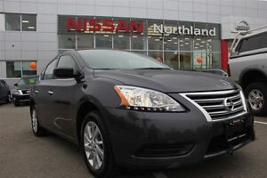 2015 Nissan Sentra 1.8L SV HEATED SEATS BLUETOOTH POWER PACKAGE