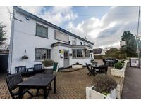 Commis chef and FOH assistant couple required for busy country pub in Hampshire