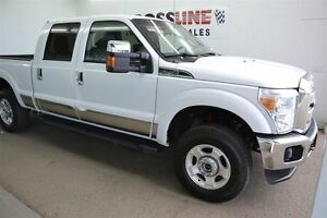 2012 Ford F-250 FX4 | LEATHER | EASY FINANCING Edmonton Edmonton Area image 4