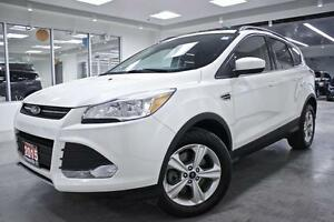 2015 Ford Escape SE, AWD, LEATHER, NAV, ALLOYS, NO ACCIDENT, ONE
